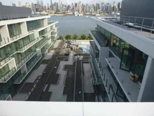 Residential Development in Weehawken, New Jersey